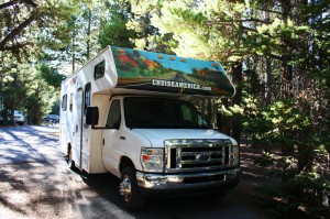 Our trusty RV